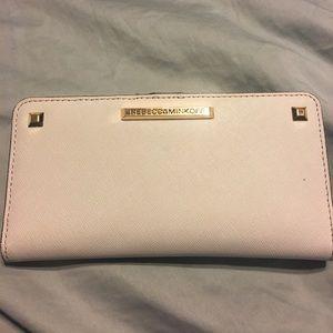 Light Gray Rebecca Minkoff wallet